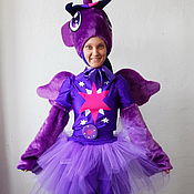 Одежда handmade. Livemaster - original item Twilight Sparkle Pony. Animator-actor  suit. Handmade.