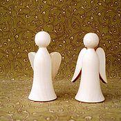 Материалы для творчества ручной работы. Ярмарка Мастеров - ручная работа Ангелочки, 2 вида. Handmade.