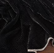 Материалы для творчества handmade. Livemaster - original item 100% silk velvet DeVore, Mantra. Handmade.