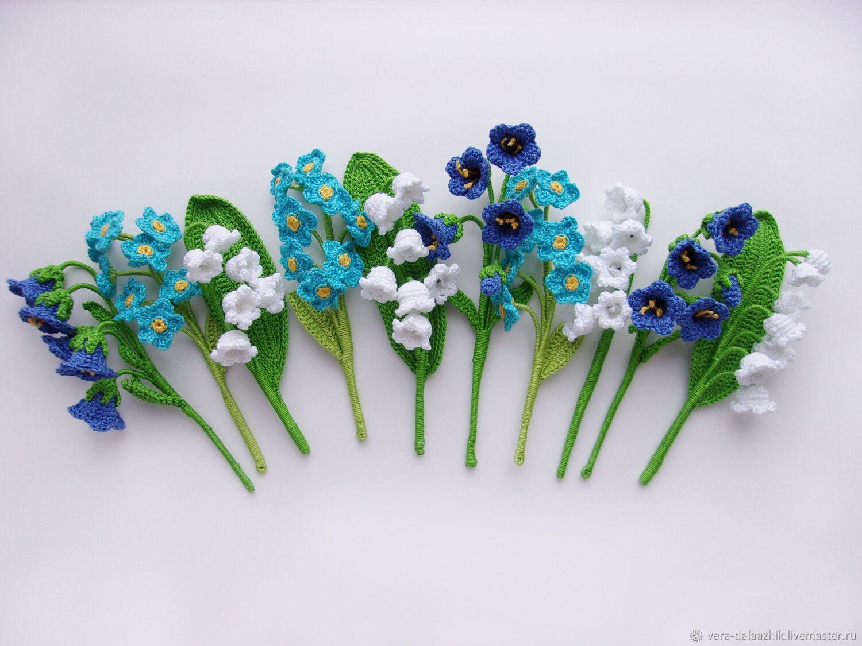 Вязаные цветы, Цветы, Кстово,  Фото №1