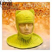 Работы для детей, handmade. Livemaster - original item Ketoslim hat helmet. Handmade.