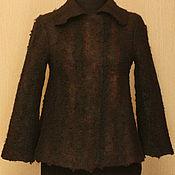 Одежда ручной работы. Ярмарка Мастеров - ручная работа Черный бархат. Handmade.