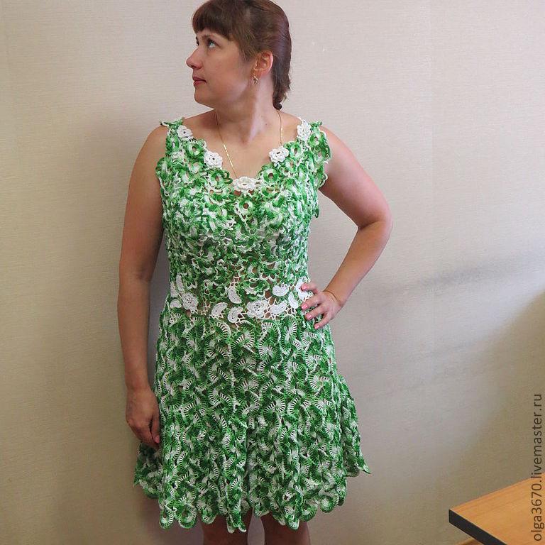Купить Весенние Платье