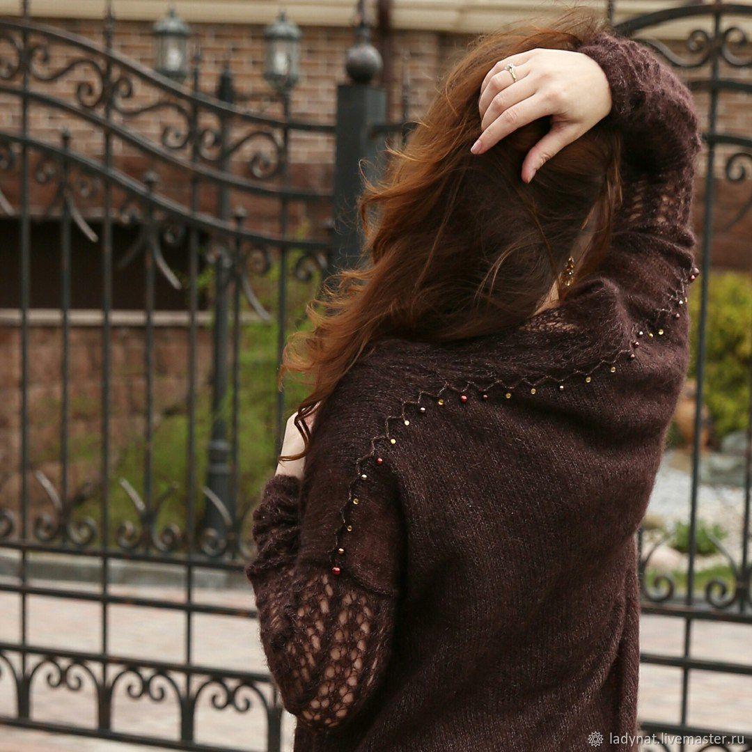 Кардиган из кид-мохера на шелке, Кардиганы, Москва,  Фото №1