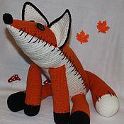 Stuffed Toys handmade. Livemaster - original item The Fox from the little Prince. Handmade.