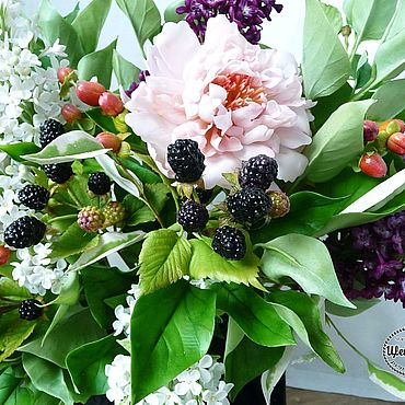 Flowers and floristry handmade. Livemaster - original item Spring in bloom. Handmade.