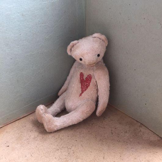 Мишки Тедди ручной работы. Ярмарка Мастеров - ручная работа. Купить Хани. Handmade. Авторский мишка, мишка ручной работы