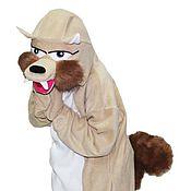 Одежда handmade. Livemaster - original item Costume kigurumi Squirrel Skrat FUNKY KIGU SCRAT ICE AGE. Handmade.