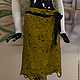 """Большие размеры ручной работы. Юбка безразмерная валяная во всех цветах """"Нетканка"""" с шелковым бантом. Одежда для женщин шикарных размеров (seanna12). Ярмарка Мастеров."""