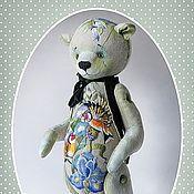 Куклы и игрушки ручной работы. Ярмарка Мастеров - ручная работа Мишка №3. Handmade.