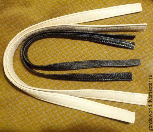 Другие виды рукоделия ручной работы. Ярмарка Мастеров - ручная работа. Купить Ручки для сумок пара. Handmade. Бежевый, для сумки