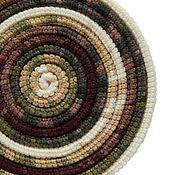 Аксессуары ручной работы. Ярмарка Мастеров - ручная работа ШарфоБусы Lasso Pine. Handmade.
