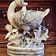 Антикварная статуэтка. Для дома интерьера. Отличные подарок начальнику. Китай, 20-30 годы 20 века, говлит, ручная резьба