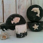 Косметика ручной работы handmade. Livemaster - original item soap from scratch Taman breeze. Handmade.
