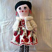 Куклы и игрушки ручной работы. Ярмарка Мастеров - ручная работа Кукла Маринка. Handmade.