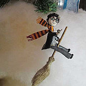 Подарки к праздникам ручной работы. Ярмарка Мастеров - ручная работа Новый год с Гарри Поттером. Handmade.