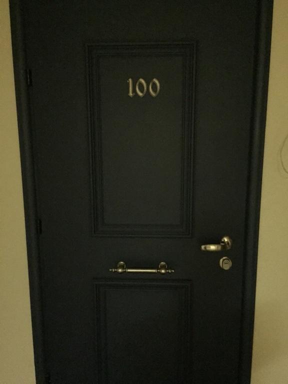 Цифры на дверь