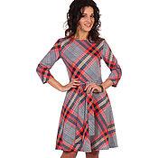 """Одежда ручной работы. Ярмарка Мастеров - ручная работа Платье """"Skotch"""". Handmade."""
