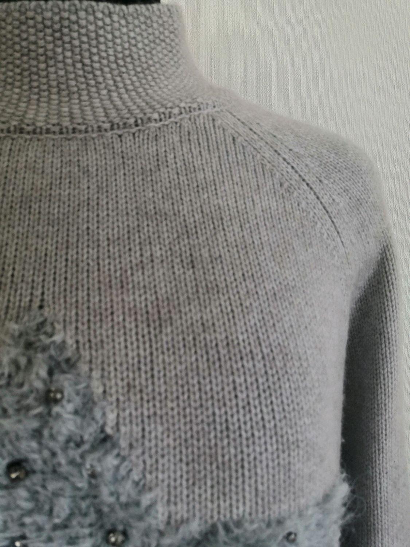 Винтаж: Kашемир 100 %  джемпер кашемировый свитер свитер, кашемир, Одежда винтажная, Северодвинск,  Фото №1