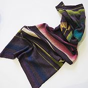 Wraps handmade. Livemaster - original item Scarf made of wool. Handmade.