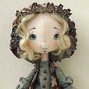 Куклы и игрушки ручной работы. Ярмарка Мастеров - ручная работа Грейси. Текстильная кукла. Handmade.