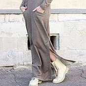 Одежда ручной работы. Ярмарка Мастеров - ручная работа Платье Dune. Handmade.