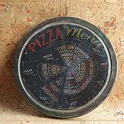 Для дома и интерьера ручной работы. Ярмарка Мастеров - ручная работа Подставка для пиццы.. Handmade.