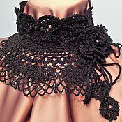 Аксессуары handmade. Livemaster - original item Stand collar №2 Author`s work.. Handmade.
