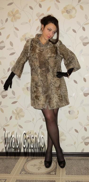 Перекрой шубки из афганского каракуля заказать в меховом ателье Москва fursstyle.ru
