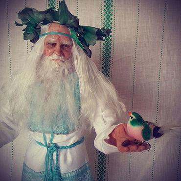 Куклы и игрушки ручной работы. Ярмарка Мастеров - ручная работа Куклы: Лесной старец.. Handmade.