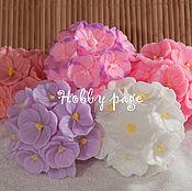 Материалы для творчества handmade. Livemaster - original item Silicone molds for soap Bouquet of orchids. Handmade.