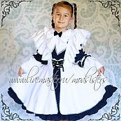 Одежда handmade. Livemaster - original item School dress Art.034. Handmade.