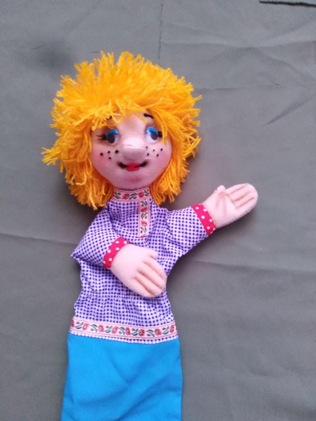 Ivan The Fool. glove puppet, Puppet show, Voronezh,  Фото №1