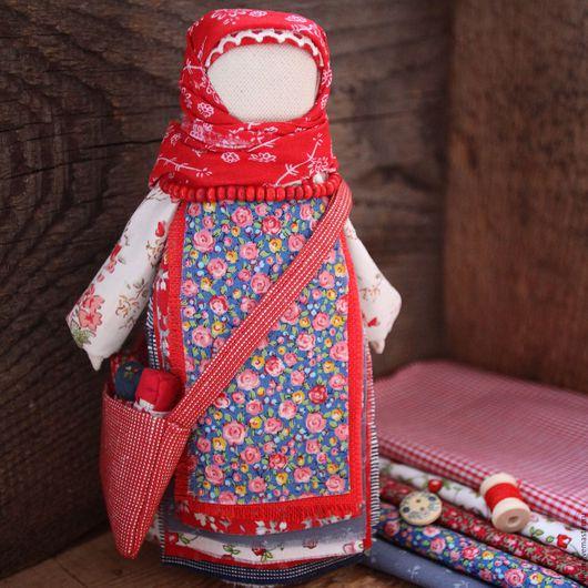 """Народные куклы ручной работы. Ярмарка Мастеров - ручная работа. Купить Куколка-успешница народная русская """"Добрая традиция"""". Handmade."""