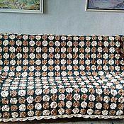 Для дома и интерьера ручной работы. Ярмарка Мастеров - ручная работа Покрывало. Handmade.