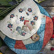 Сумки и аксессуары handmade. Livemaster - original item Bag Bird houses. Handmade.