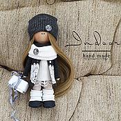 Куклы и игрушки handmade. Livemaster - original item Camilla (Camilla) Interior textile doll (
