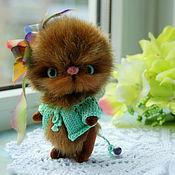Куклы и игрушки ручной работы. Ярмарка Мастеров - ручная работа Домовой, ТЕДДИ. Handmade.