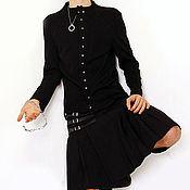 Одежда handmade. Livemaster - original item Jacket MANBLACK. Handmade.