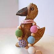 Украшения ручной работы. Ярмарка Мастеров - ручная работа Слингобусы с кулоном. Handmade.
