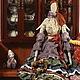 Куклы Тильды ручной работы. Ярмарка Мастеров - ручная работа. Купить Моника осенний ангел(кукла тильда) 58 см. Handmade.