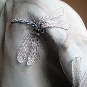 """Одежда ручной работы. Ярмарка Мастеров - ручная работа Пальто """" Тень стрекозы"""". Handmade."""