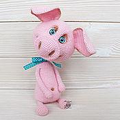Куклы и игрушки handmade. Livemaster - original item Piglet. Handmade.