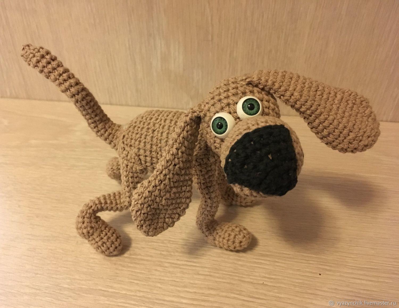 Собака, Мягкие игрушки, Москва,  Фото №1