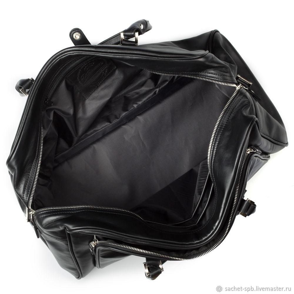 7e25e32d8bea Купить Кожаная дорожная сумка
