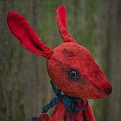 Куклы и игрушки ручной работы. Ярмарка Мастеров - ручная работа Фантазийный кролик. Handmade.