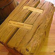 Для дома и интерьера ручной работы. Ярмарка Мастеров - ручная работа комодик из дерева. Handmade.