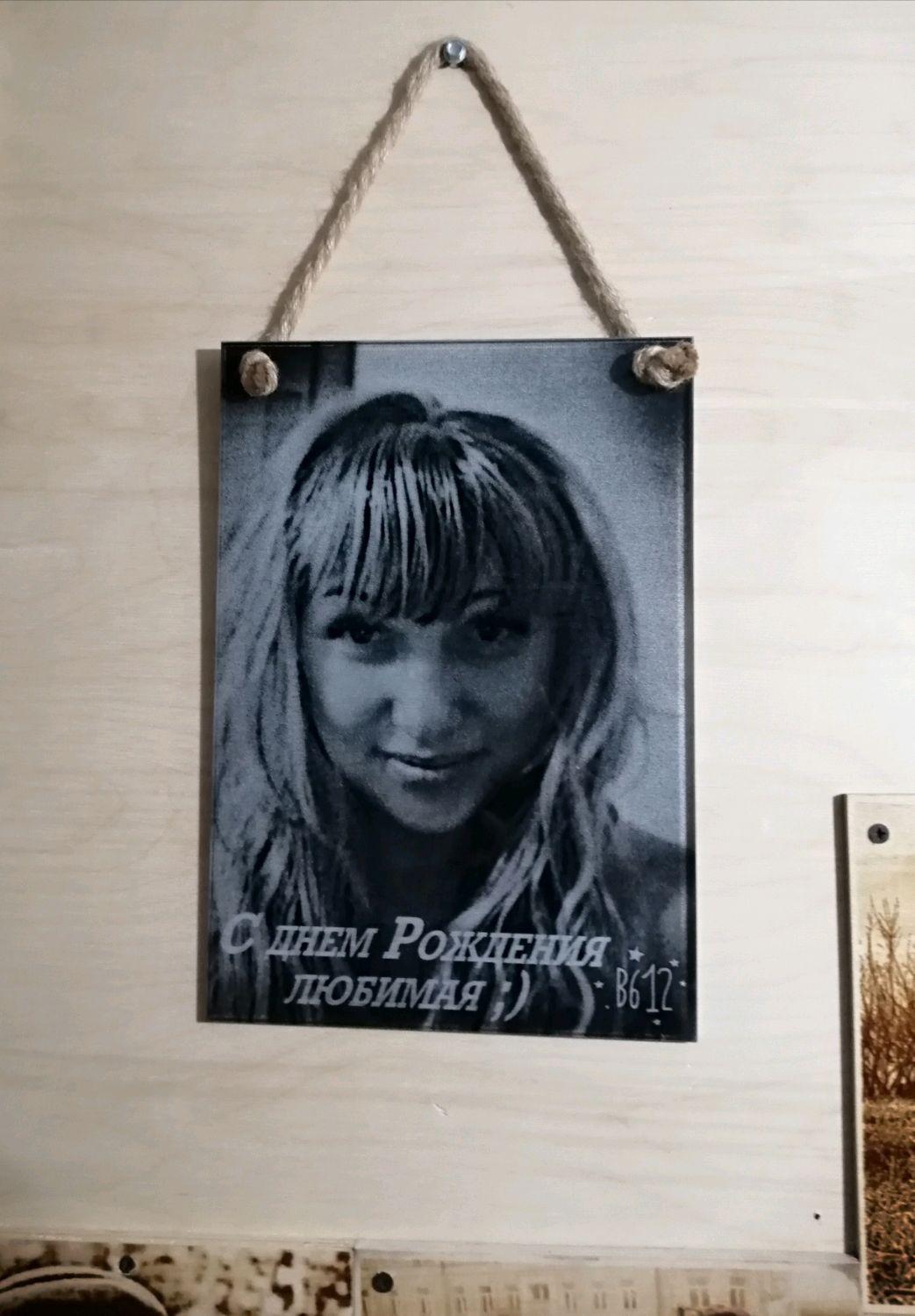 Гравировка на стекле, Фотокартины, Ковров,  Фото №1