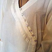Одежда handmade. Livemaster - original item Suit linen light beige. Handmade.