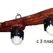 Для дома и интерьера ручной работы. Ярмарка Мастеров - ручная работа Светильник под старину. Handmade.